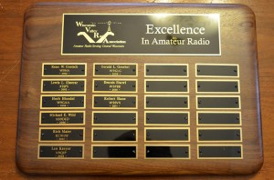 WVRA Ham of the Year and Excellence in Amateur Radio Awards